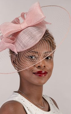 Kaky 102068, pink church hat