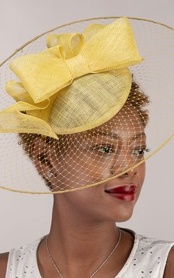 Kaky 102068, yellow church hat