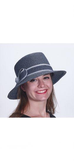 hat, 331845, blue, sliver, black