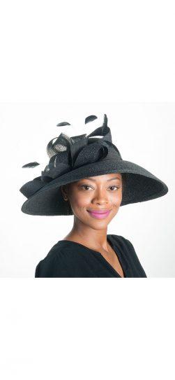 331881, Black, Hat
