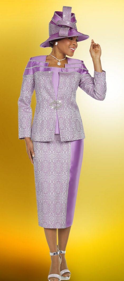 benmarc, 48212, orchid ladies skirt suit