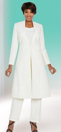 benmarc executive, size 12-24, off white-black, style 11774