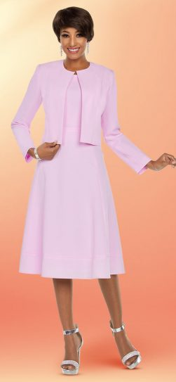 benmarc executive, 11783, pink jacket dress, pink church dress, plus size pink dress