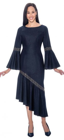 51af0a6ebee Devine Sport Denim Dress DN61711 (Size 16)