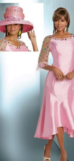 Donnavinci,dress, pink donnavinci dress,11734