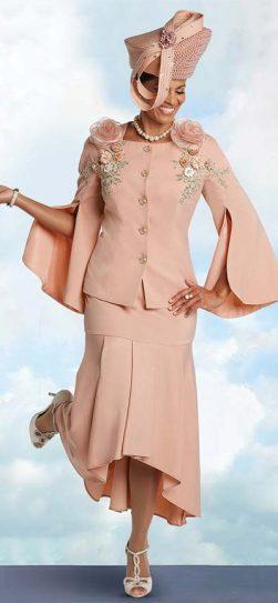 donna vinci, 2 piece skirt suit, 11751