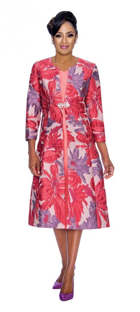 Dorinda Clark-Cole,dcc1322,violet jacket dress