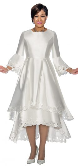 Dorinda Clark-Cole, dress, dcc1431, white dress
