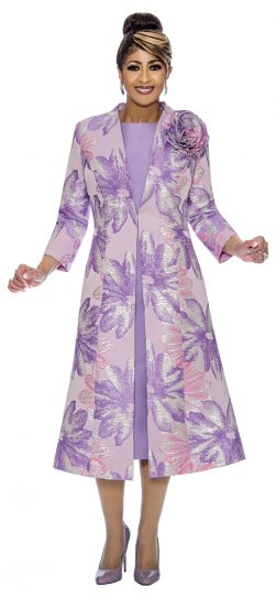 dorinda clark-cole, lilac church dress,dcc1952
