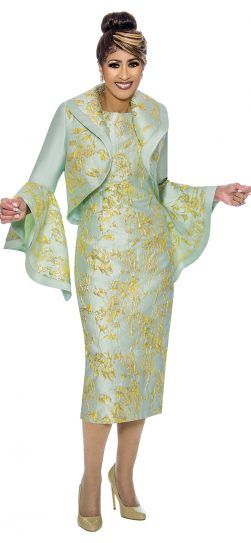 dorinda clark-cole, mint church dress, dcc2002