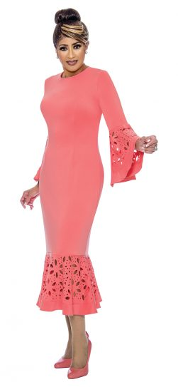 dorinda clark-cole, dcc2081, pink church dress