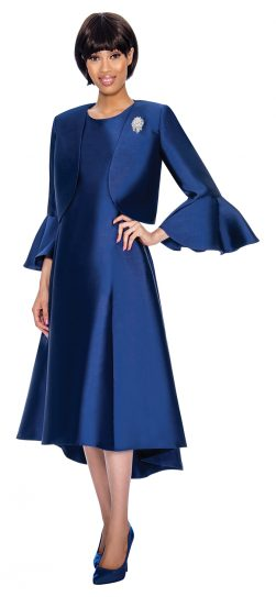 dress by Nubian,dn3072,navy jacket dress