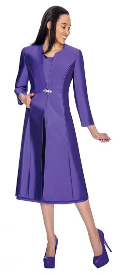 dress by Nubian, DN3092, purple