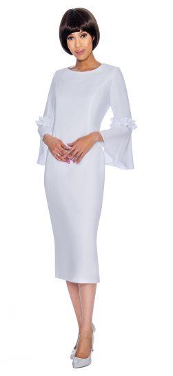 dress by Nubian,white dress,dn3111
