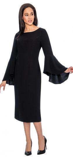 dress by Nubian, dn3781, black dress