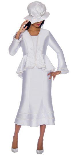 GMI-7023-white church suit