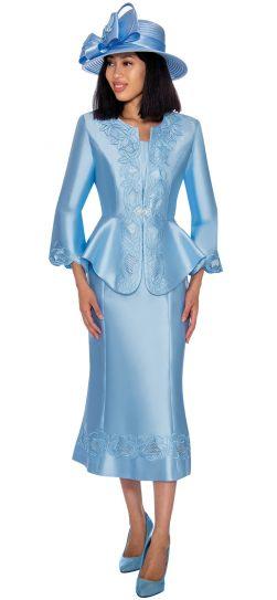gmi, 7302, perri, ladies church suit