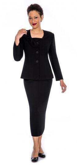 giovanna, black church suit, 0653