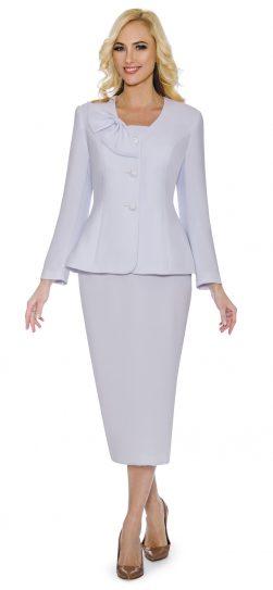 giovanna, white skirt suit, white usher suit, 0653