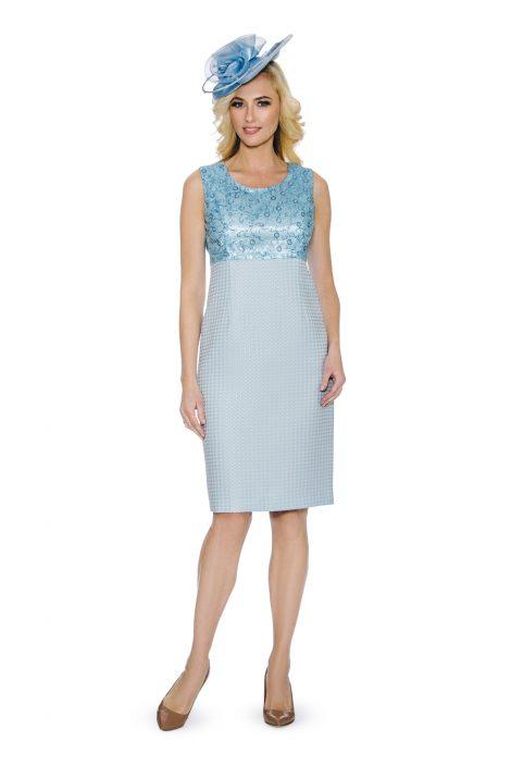 giovanna, 0915, baby blue church dress