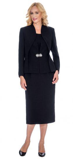 giovanna, 0919, black church suit