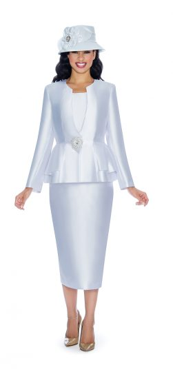 giovanna, g1069, pure white skirt suit