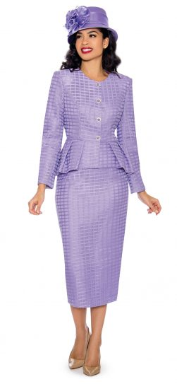 giovanna, lavender skirt suit, g1087