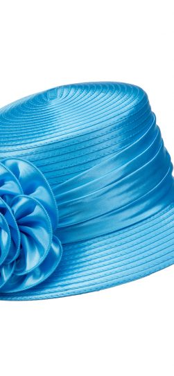 giovanna, h0929, turquoise hat, turquoise church hat