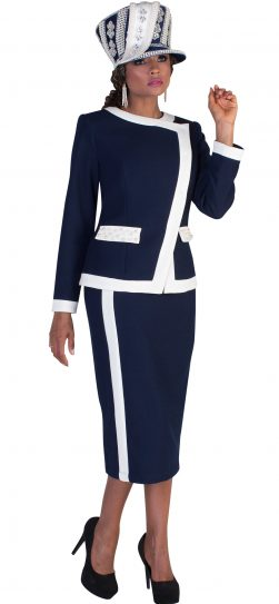 tally Taylor, skirt suit, 4627