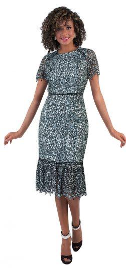 591c6a7e932 Chancele 1 Piece Print Dress 9513
