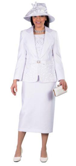 giovanna, 1007, white church suit