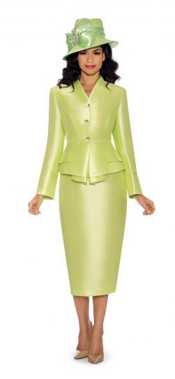 giovanna,g1084, lemon, lemon skirt suit