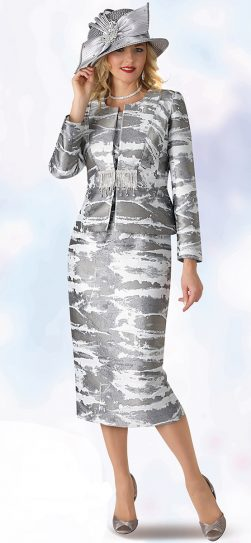 lilly & taylor, style 4378, size 4-24, silver