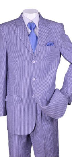 longstry, seersucker mens suit, st802