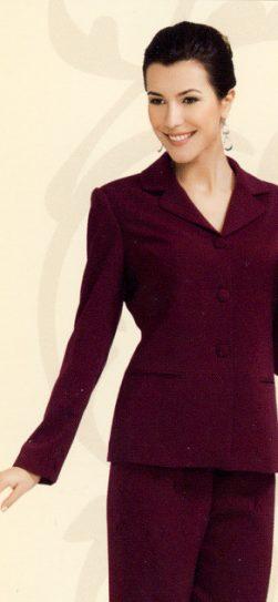 nina massiini skirt & pant suit, style 9297, beige