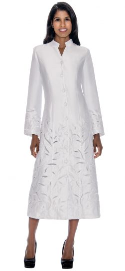 regal robe,rr9121,white robe