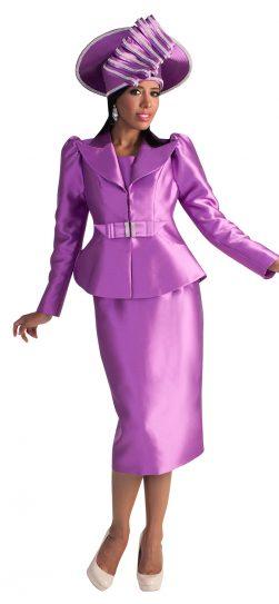 tally Taylor, skirt suit, 4624, plum