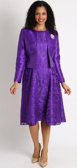 diana, style 8138, purple, size 8-24