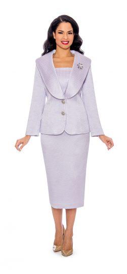 Giovanna , g1094, lilac church suit
