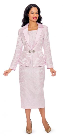 giovanna, g1096, pink church suit