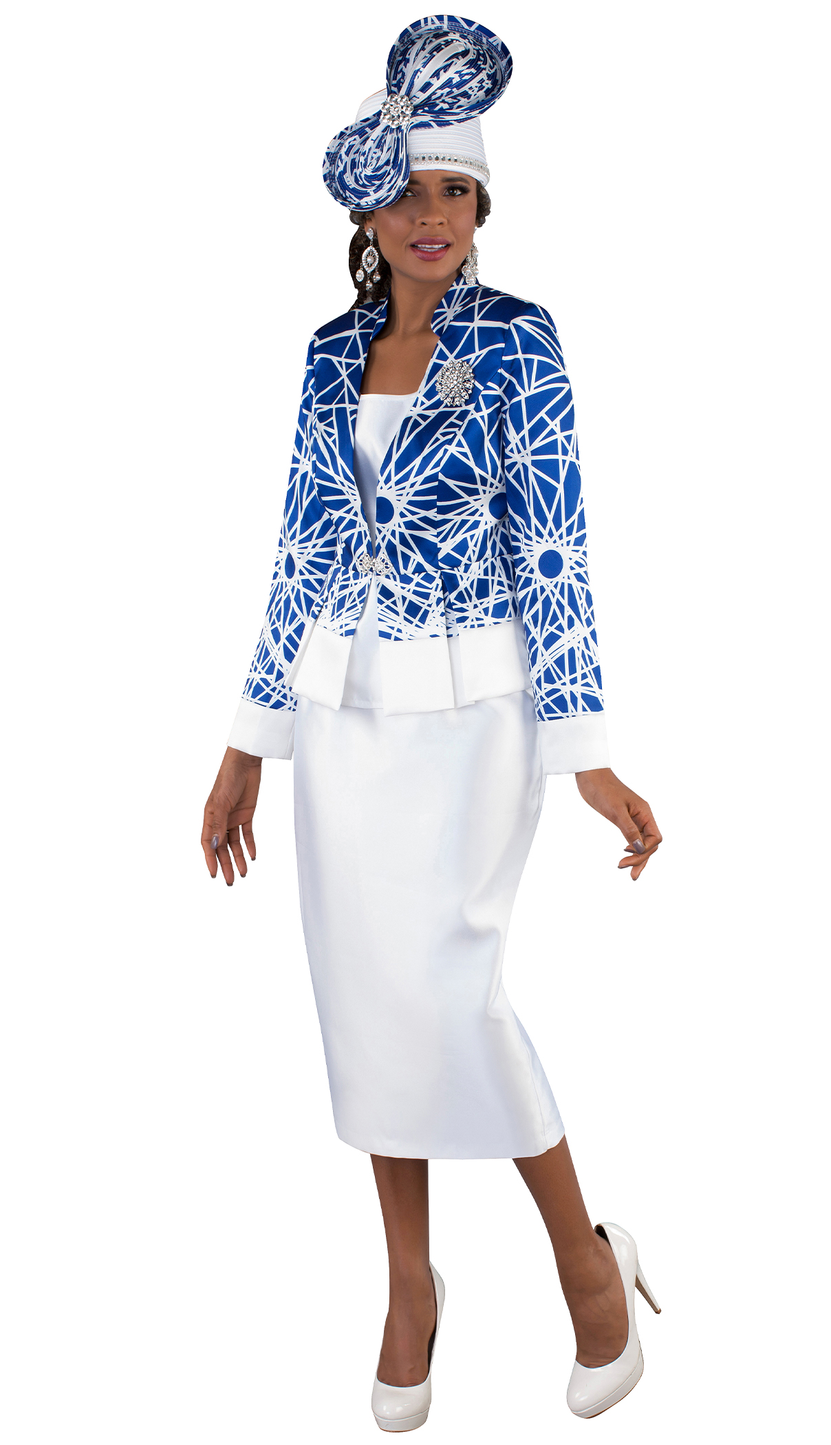 Tally Taylor Skirt Suit 4664 -