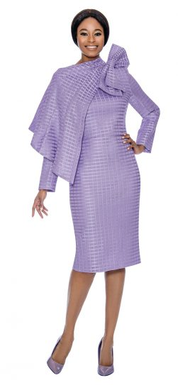 terramina, 7714, lilac church dress