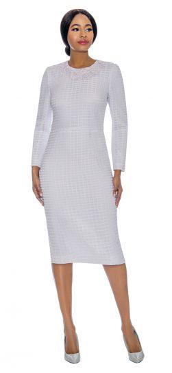terramina, white dress,7714
