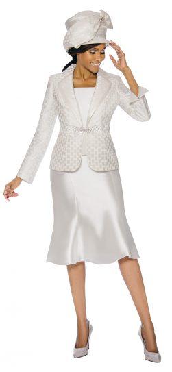 terramina, off white skirt suit, 7734