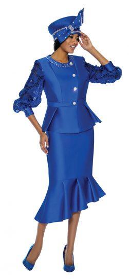 terramina, royal skirt suit, 7744