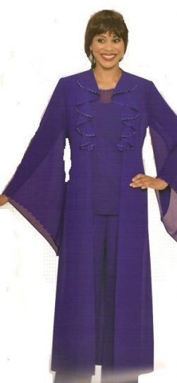 Misty Lane, Style 13231, Purple