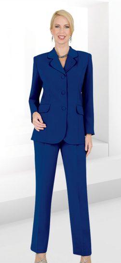 benmarc, 10495, royal, pant suit