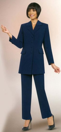 benmarc executive, pant suit, navy