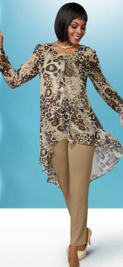 5236f82afc Casual Elegance Pant Suit 18271 (Size XL)