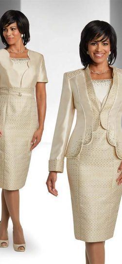 Donna Vinci, Jacket Dress, 11739, Church dress